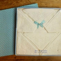irish linens in the box