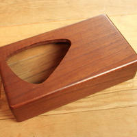danish teak wood case