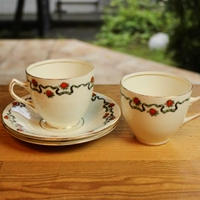 sutherland cup and saucer 2 set A