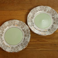 phoenix bone china desert plate set A