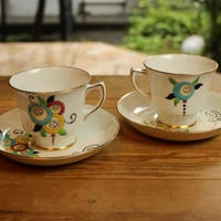 gresvenor jackson & gosling tea cup and saucer 2 set A
