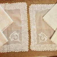 elephant napkins D 6p set