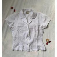 white embroidery design shirts