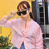 elizabeth hayes pink lovery jacket