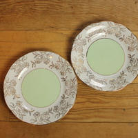 phoenix bone china desert plate set C