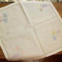 table cloth four flower