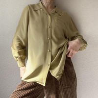 karashi silk shirt - uzumaki mark in a pocket
