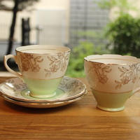 phoenix bone china cup and saucer 2 set