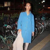 kendau blue coat