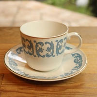 crown essex cup and saucer set