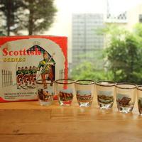 scotch whisky glass set