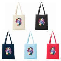 ×2020 cotton tote bag 5 colors
