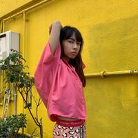 natsu no pink blouse