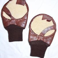 sniper leather gloves