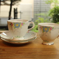 plant tuscan cup and saucer set B