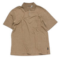 Vintage Polo S/S Shirt [Beige]