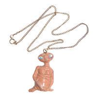 E.T. Necklace [80s]