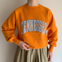 "70's -80's USA "" Tennessee "" Print Sweat Shirt"
