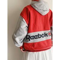"""80's Portugal """" Reebok """" Back Print Hoodie"""