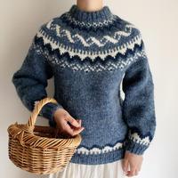 Icelandic Lopi Hand Knit Sweater