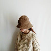 50's - 60's French Cotton Rail Roader Hat
