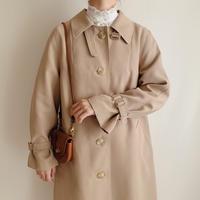 Euro Vintage Aline Coat