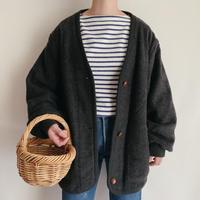 Euro Vintage Wool Liner Jacket