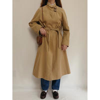 70's Euro Vintage Corduroy Long Coat
