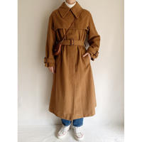 70's -80's UK Cashmere Blend Long Coat