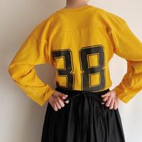 "60's-70's USA "" MASON "" Numbering Football Tee"