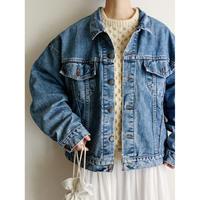 80's-90's USA Levi's Over Silhouette Denim Jacket