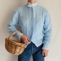 Euro Vintage Knit Cardigan