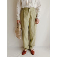 Euro  Vintage Center Press Pants