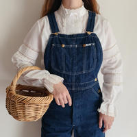 "70's USA "" Lee "" Denim Overall"