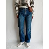 "80's USA "" Levi's  501 "" Red Line Denim Pants"