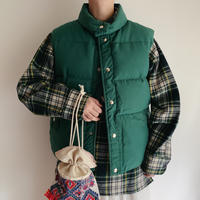 "70 - 80's USA "" JCPenney "" Down Vest"