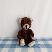 Euro Vintage Chocolate Brown Bear