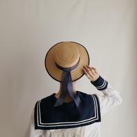 Euro Vintage Sailor Collar Pullover Shirt