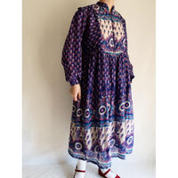 India Cotton Quilting Dress