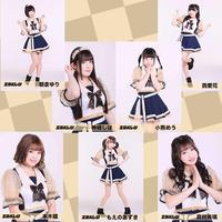 エラバレシ新衣装 2L判ブロマイドランダム3枚セット【 +オンラインストア限定写真1枚付】