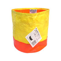 TARP POT COVER 〈YELLOW×ORANGE〉LARGE