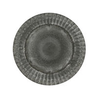 DECORATION TRAY CIRCLE PLEAT_A