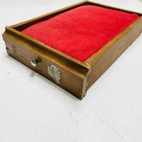 VINTAGE DRAWER PET BED 〈RED〉