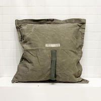 【USED】VINTAGE MATERIAL CUSHION COVER 60×60(カバーのみ)
