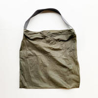 【USED】VINTAGE PARACHUTE LIGHT BAG_OLIVE