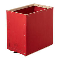 WELDER PAPER STACKING BOX 〈MAGAZINE〉