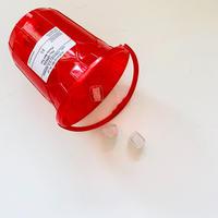 PLASTIC RED PAIL