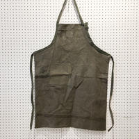 【USED】VINTAGE TENT FABRIC APRON_1106