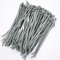 OLIVE DRAB CABLE TIE〈100本〉