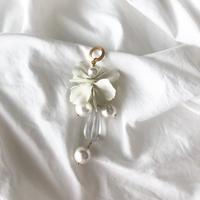 chandelier flower (片耳用)